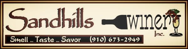 Sandhills Winery Logo